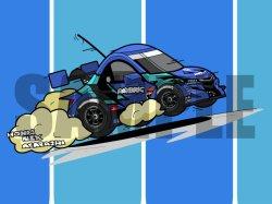 画像1: 懐かしい感じのHONDA NSX GT